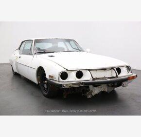 1972 Citroen SM for sale 101332158