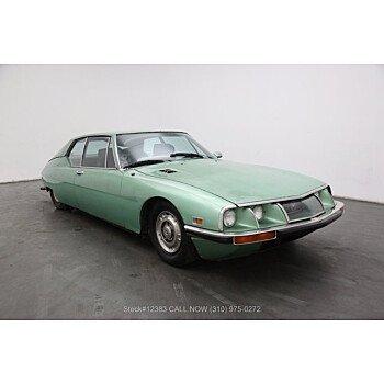 1972 Citroen SM for sale 101371812
