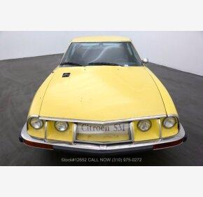 1972 Citroen SM for sale 101403592