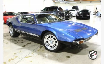 1972 De Tomaso Pantera for sale 100926210