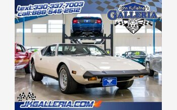 1972 De Tomaso Pantera for sale 101040120