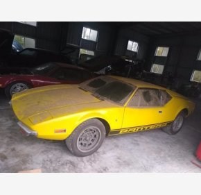 1972 De Tomaso Pantera for sale 101401091