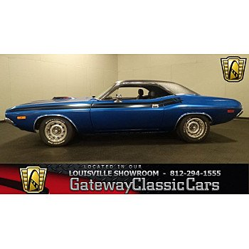 1972 Dodge Challenger for sale 100970094