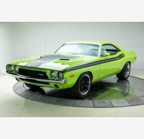 1972 Dodge Challenger for sale 101214202