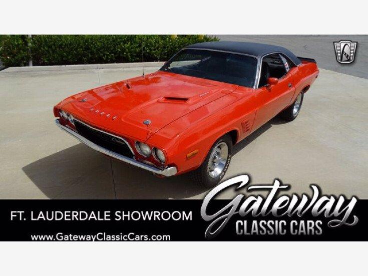 1972 Dodge Challenger for sale 101503750