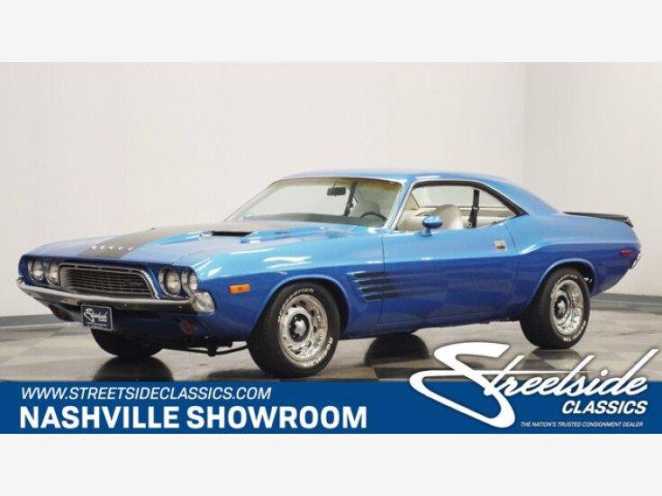 1972 Dodge Challenger for sale 101510114