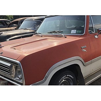 1972 Dodge D/W Truck for sale 101042539