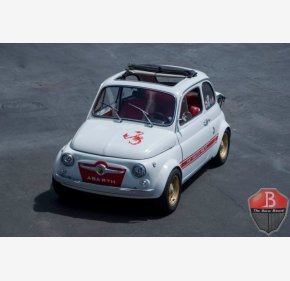 1972 FIAT 500 for sale 101303445