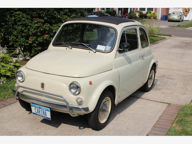 1972 FIAT 500 Coupe for sale 101557978