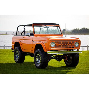 1972 Ford Bronco for sale 101111707