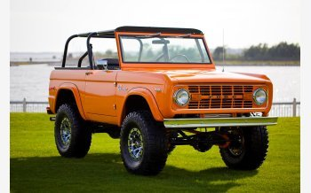 1972 Ford Bronco for sale 101048130