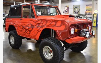 1972 Ford Bronco for sale 101257531