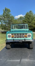 1972 Ford Bronco XLT for sale 101359177