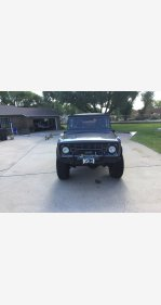 1972 Ford Bronco Classics For Sale Classics On Autotrader