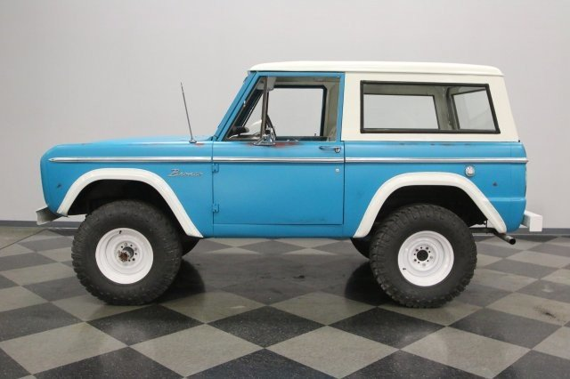 1972 Ford Bronco classic trucks Car 101064417 2d5b3d03d6deca61f0a199225780b569 1972 ford bronco classics for sale classics on autotrader