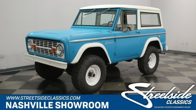 1972 Ford Bronco classic trucks Car 101064417 69567f7b792292f8d154180db81148bc 1972 ford bronco classics for sale classics on autotrader