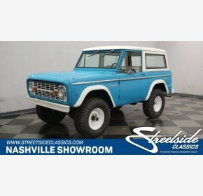 1972 Ford Bronco for sale 101064417