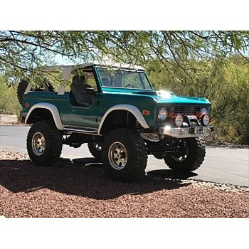 1972 Ford Bronco Sport for sale 101080115
