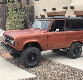 1972 Ford Bronco for sale 101171870