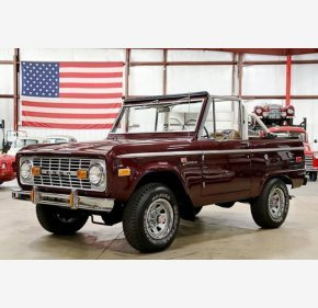 1972 Ford Bronco for sale 101199348