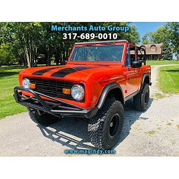 1972 Ford Bronco for sale 101205755