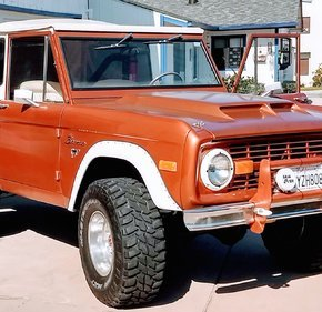 1972 Ford Bronco Sport for sale 101207260
