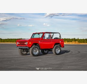 1972 Ford Bronco for sale 101229372