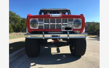 1972 Ford Bronco Sport for sale 101270308