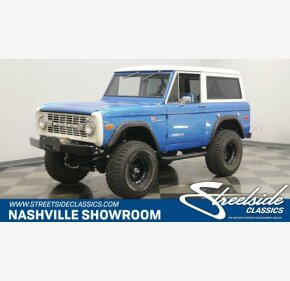 1972 Ford Bronco for sale 101281060