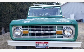 1972 Ford Bronco Sport for sale 101302415