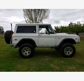 1972 Ford Bronco for sale 101304918