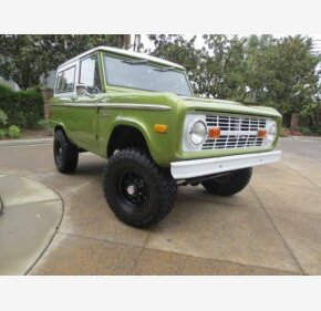 1972 Ford Bronco for sale 101304919