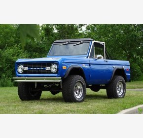 1972 Ford Bronco Sport for sale 101314627