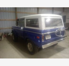 1972 Ford Bronco for sale 101322349