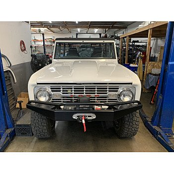 1972 Ford Bronco for sale 101331191