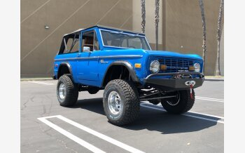 1972 Ford Bronco for sale 101348417