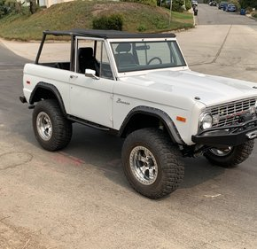 1972 Ford Bronco for sale 101376009