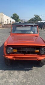 1972 Ford Bronco Sport for sale 101377613