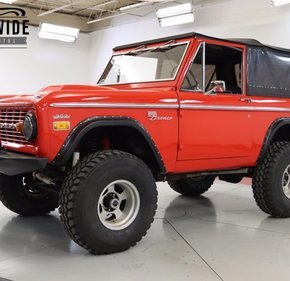 1972 Ford Bronco for sale 101378540