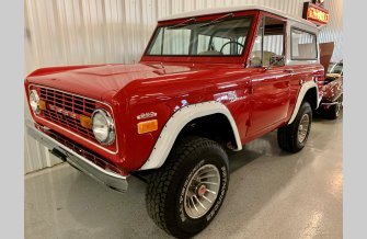 1972 Ford Bronco for sale 101383747