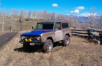1972 Ford Bronco for sale 101390622