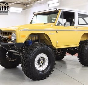1972 Ford Bronco for sale 101400985