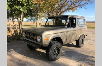 1972 Ford Bronco for sale 101410374