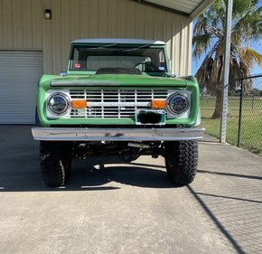 1972 Ford Bronco for sale 101422000