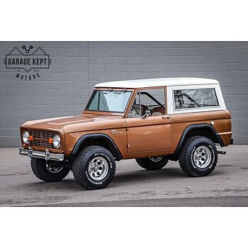 1972 Ford Bronco for sale 101427521
