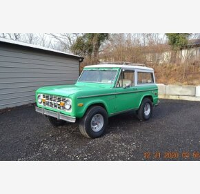 1972 Ford Bronco Sport for sale 101432764