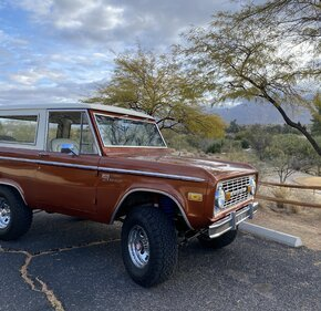 1972 Ford Bronco Sport for sale 101443060