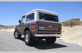 1972 Ford Bronco for sale 101443927
