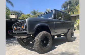 1972 Ford Bronco for sale 101468262