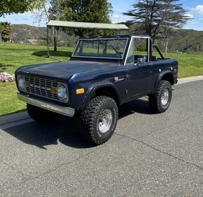 1972 Ford Bronco Sport for sale 101470467